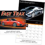 Fast Trax TM Wall Calendars